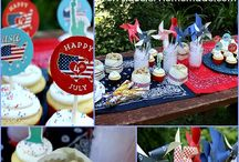 Table decorations / Table decor / by Linda Haire