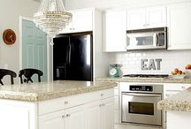 Kitchen ideas / by Abbie Miller Reed