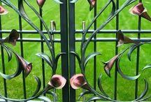 Fences, Gates, Walls / by Debbie