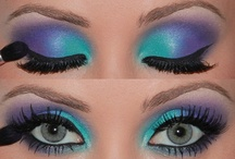 Makeup / by Ashley Watkins