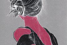 illustrations / by Audrey Le Noan