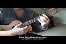 Skype Ukulele Lessons / Contact me to schedule a free skype ukulele lesson! www.jeffrey-thomas.com / by Jeffrey Thomas