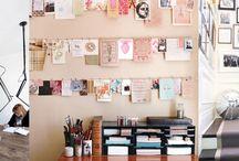 Decor - Studio Ideas / by Liz Zimbelman