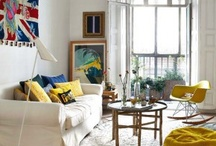 Interior desing, Outdoor & Decor / by Mary