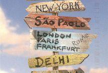 Destination one day / by Sam Dello Russo