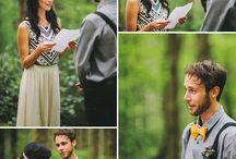 Elopements & tiny weddings / by Rita Andrade