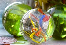 Losing My Marbles / Different varieties of one of my favorite toys from Aggies, Shooters, Corkscrew, and Swirl. / by Deb Martin-Webster