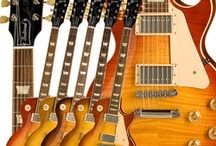 Guitars We Love to Play!  / by Antigone Rising