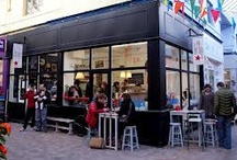 Our Neighbourhood / As some of you may know, the City of London Sinfonia office is based in Brixton! We've created a Pinterest board to celebrate some of our favourite Brixton hangouts and events. Let us know what yours are.  / by City of London Sinfonia