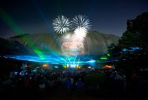World's Largest Lasershow / by Stone Mountain Park