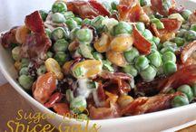 Salad Recipes / by Amber DeLasky