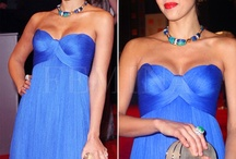 Celebs in Blue / by Femina.hu