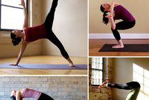 yoga / by Lina Castro