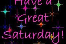Its Saturday / by Brenda Westberry