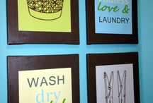Laundry room / by Priscilla Swanson