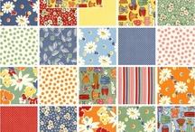Quilting - Fabrics / by Rebekah Schrepfer