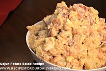Recipes - Potato Everything / Potato Everything!   / by Recipes For Our Daily Bread