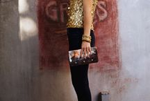 Favorite Fashion Bloggers / by Chelsy Posterick