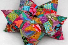 Bright, Bold, Usefuls sewing/quilting / by Nora Jensen