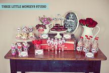Valentine's Day Ideas / by Gretchen | Three Little Monkeys Studio