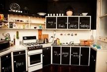 kitchen decor / by Emmeline Mirasol