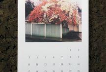 calendários / by Paula Giovanina