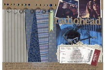 Scrapbook Inspiration / by Erica Worthy