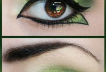 Make up pics / by Jamia Brown Adams