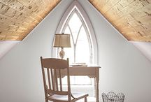 Dream Writing/Reading Nook! / by Olivia Lovely