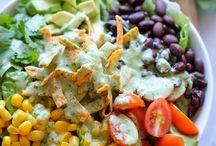 Salads / by Tina Woo