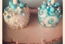 Cake Pops! / It's more than a business. It's what I love to do!  / by Sarina O