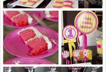 Cupcake Party for Sugarella / by Made by a Princess Parties in Style