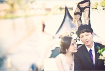Inspiring Weddings-Processing / Professional wedding photographs with interesting and inspiring processing. / by Elizabeth Pruitt