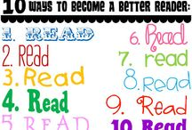 Literacy Activities  / by Nora Hopkins