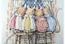 Beatrix Potter / Beatrix e il suo mondo / by cecilia bonello