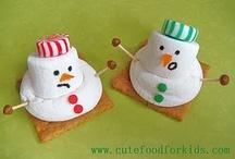 Cute kids treats / by Sharon Pattee