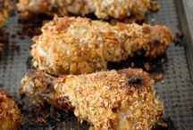 Creative with Chicken / Delicious gluten free recipes featuring the poultry staple! / by Udi's Gluten Free Foods