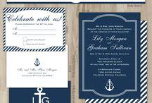 Nautical Newport Wedding / by Laura McLaughlin