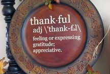 Thanksgiving / by Stacy Jardine
