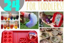 Toddler fun / by Heidi Pippin