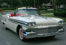Cars of the 50's / Cars of the 50's / by Merle English