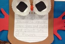 Fall (first grade) / by Jess Yeager