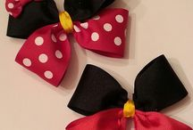 hair bows / by Katie Wentworth