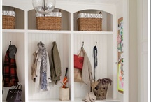 mudroom / by Tami Young