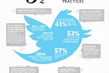 Social Media Infographics / by Boom! Social with Kim Garst