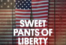 """National Panthems / An ode to old glory and anything that incites a good ole' """"U.S.A.! U.S.A.!"""" chant. / by Bonobos"""