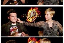 JHutch // JLaw // Hunger Games / by Victoria Edelen