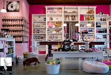Creative Craft Room Organizing Ideas / by Julie Huggins