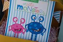 beware of cute monsters / by Lauren McKinsey