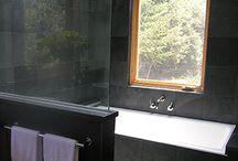bathrooms / by Bailey Austin of Austin Bean Design Studio